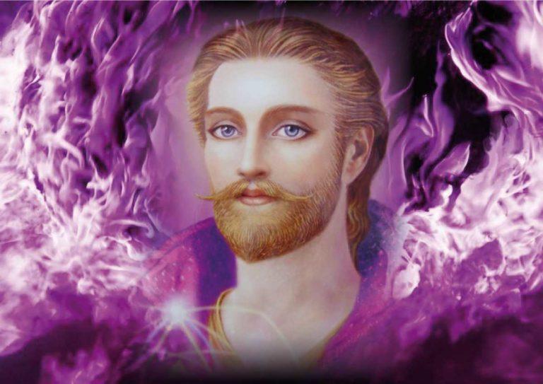 corso fiamma violetta metafisica saint germain